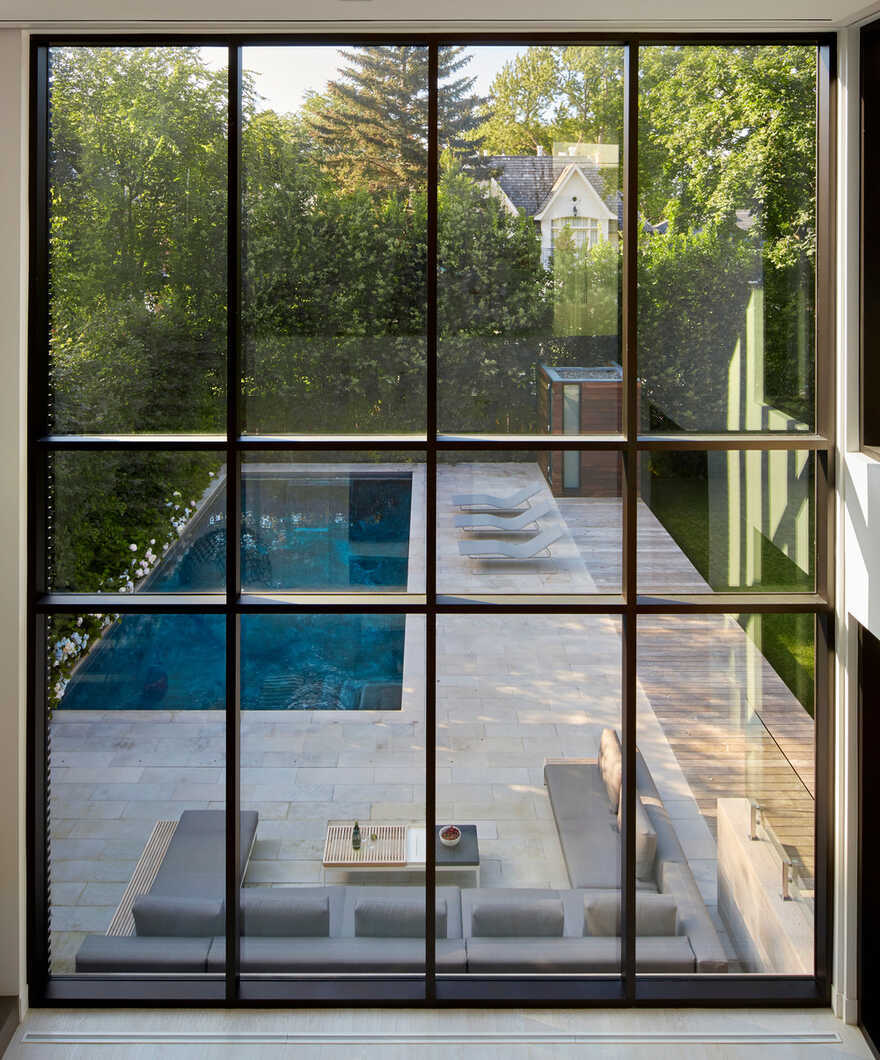 Lawrence Park House, A Contemporary Oasis in a Traditional Toronto Community