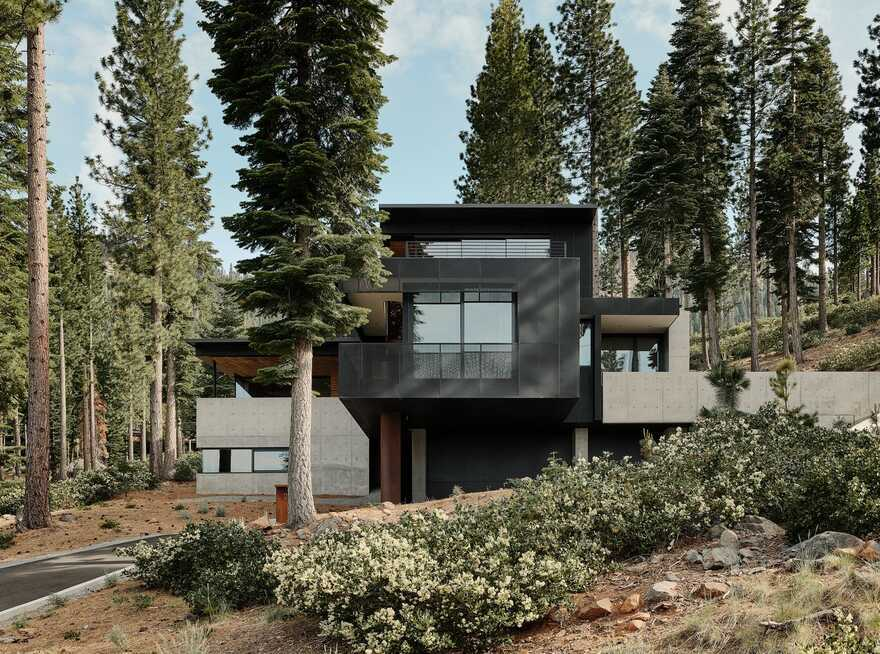 Lookout House, California / Faulkner Architects