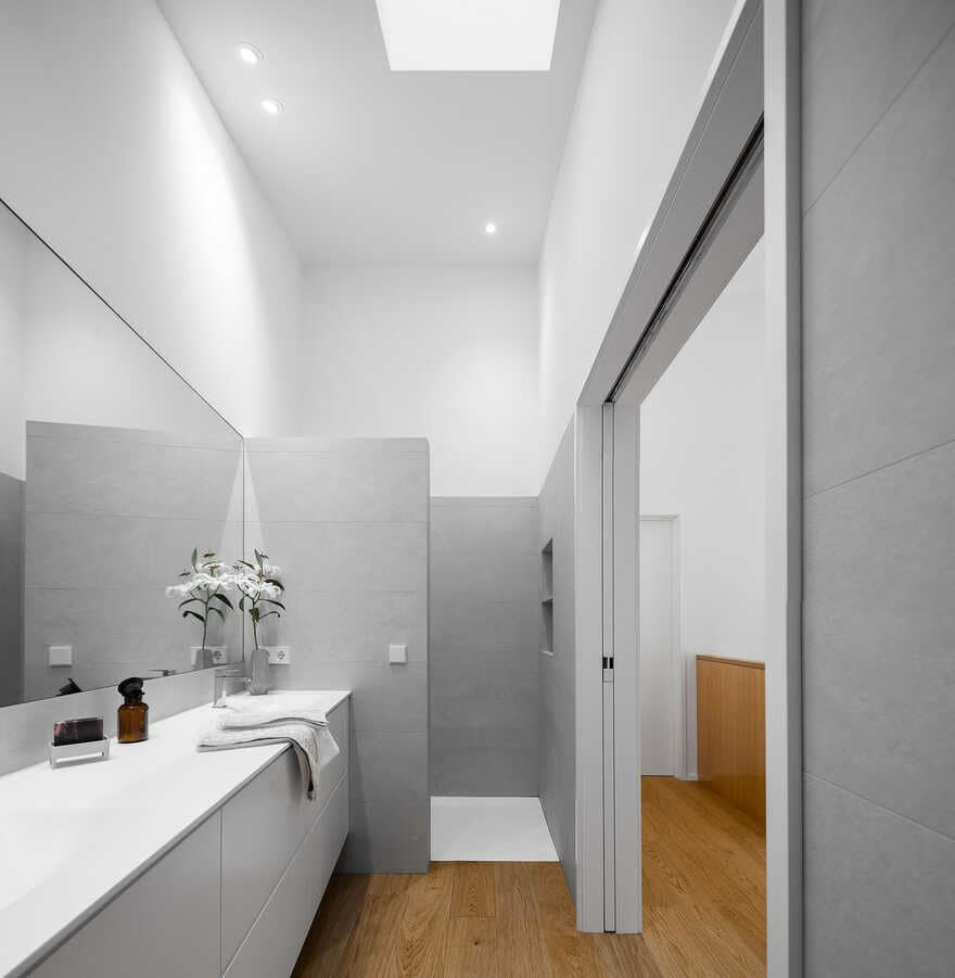 bathroom / David Olmos Arquitectos