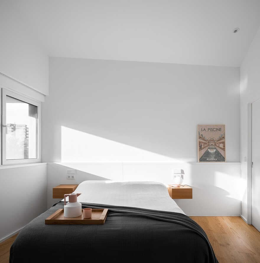 bedroom / David Olmos Arquitectos