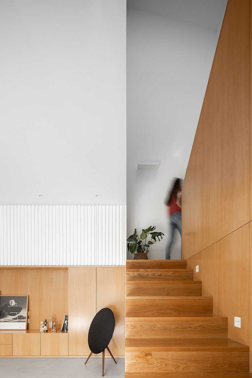 Madreselva House / David Olmos Arquitectos