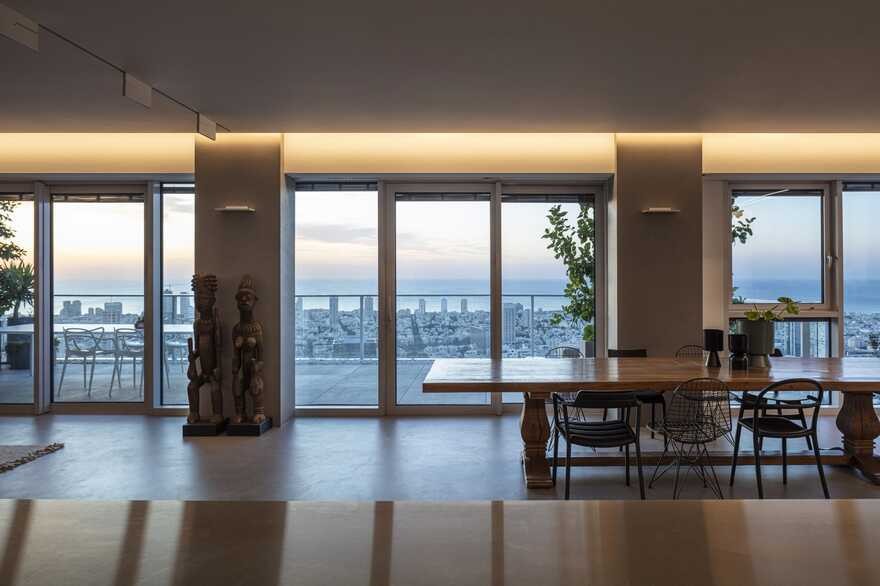 Midtown Apartment, Tel Aviv / Raz Melamed Architect