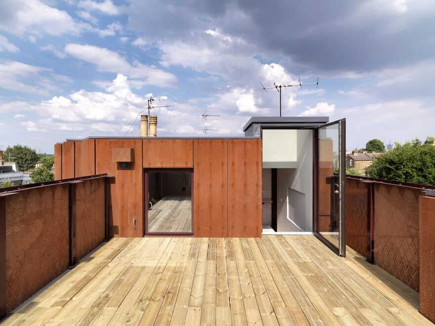 roof terrace, ZCD Architects