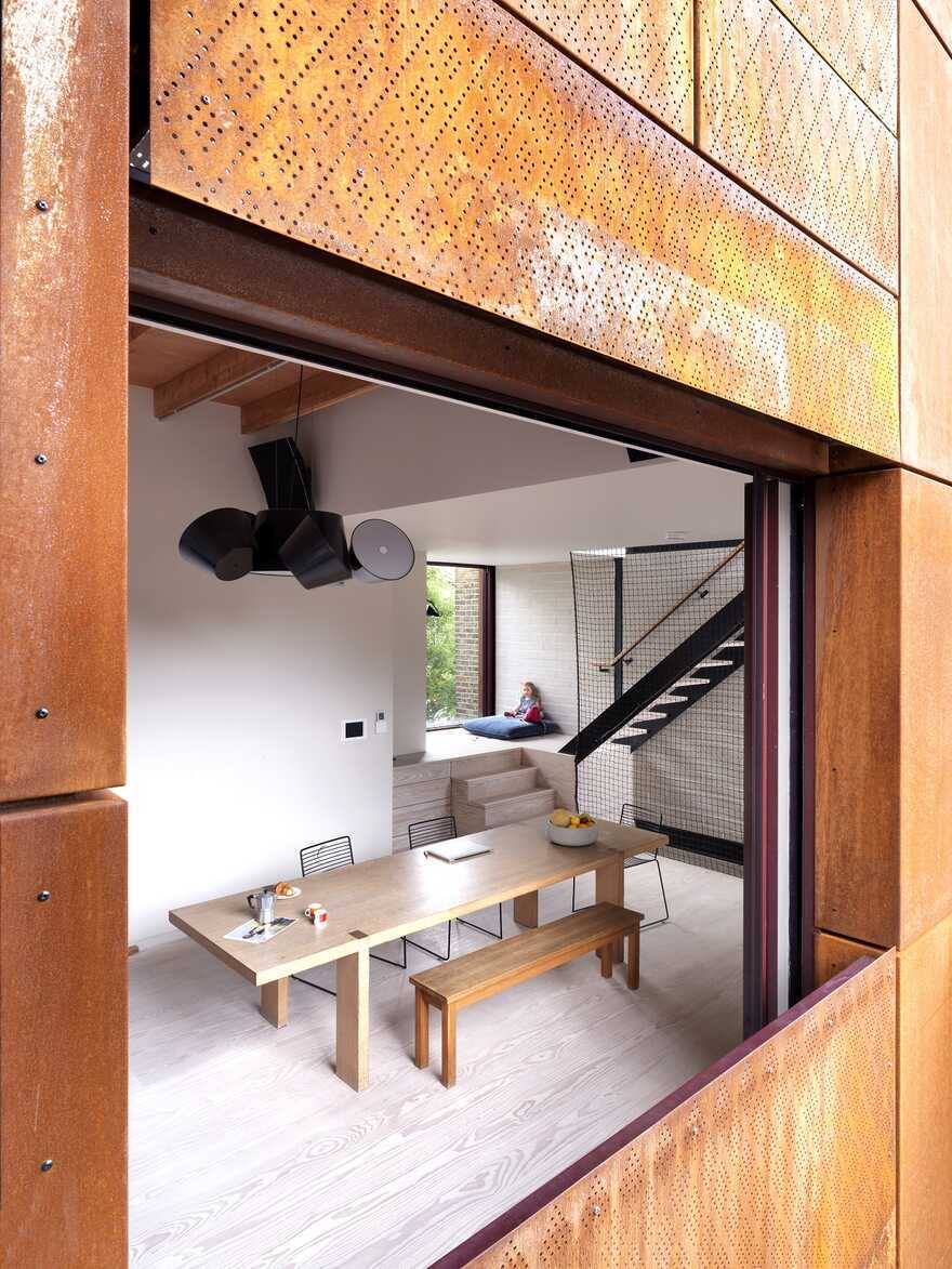dining room, ZCD Architects