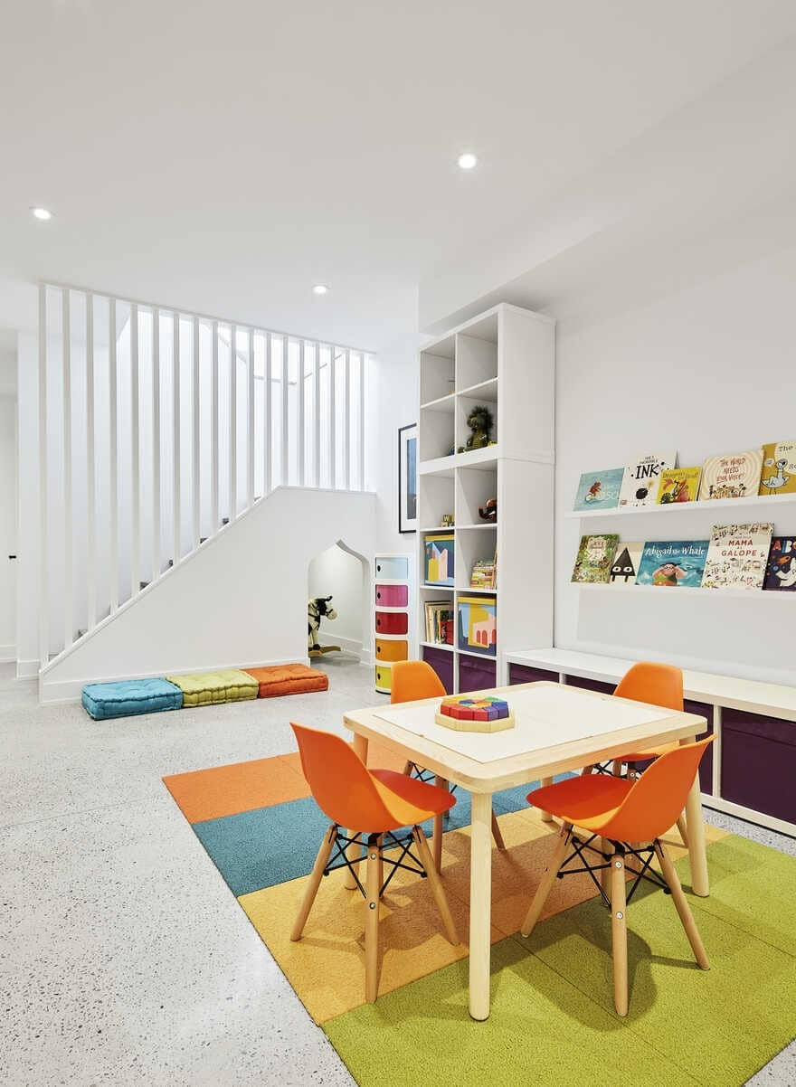 kids room / Julie Reinhart Design and Asquith Architecture