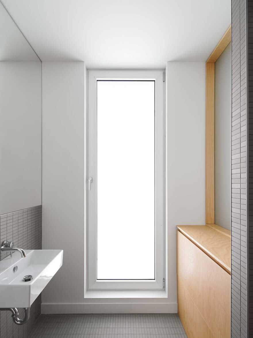 bathroom / Naturehumaine Architects