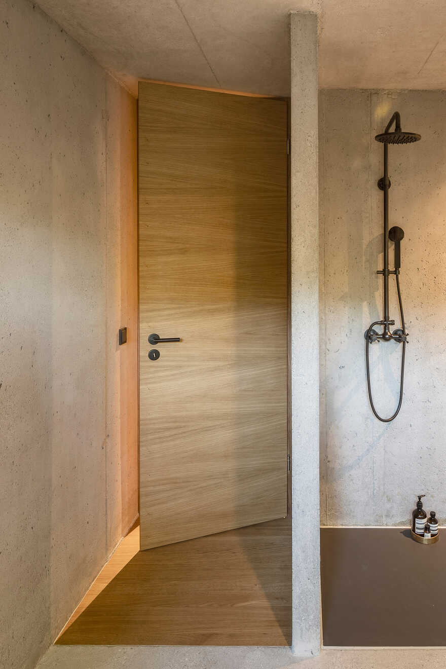 Shower,German Architect Studio Buero Wagner