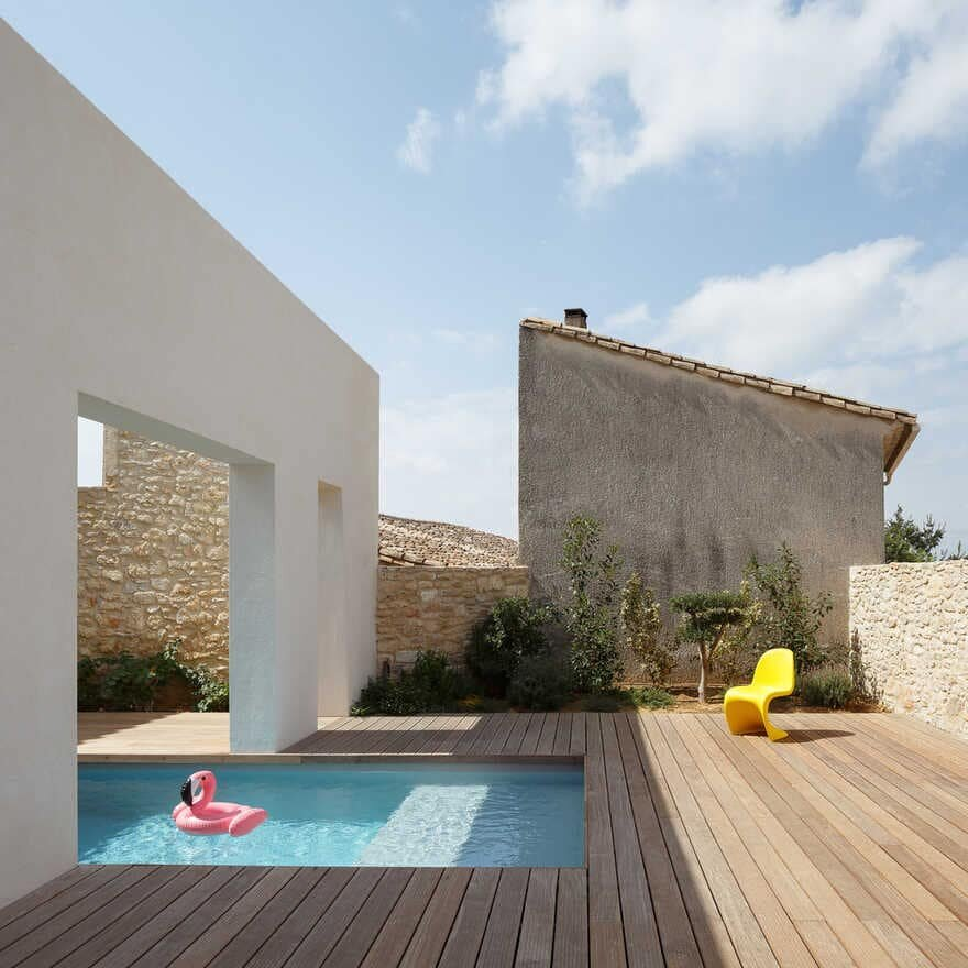 pool / (ma!ca) architecture
