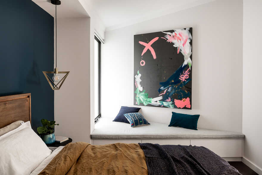 bedroom - Alteration and Addition by Dalecki Design