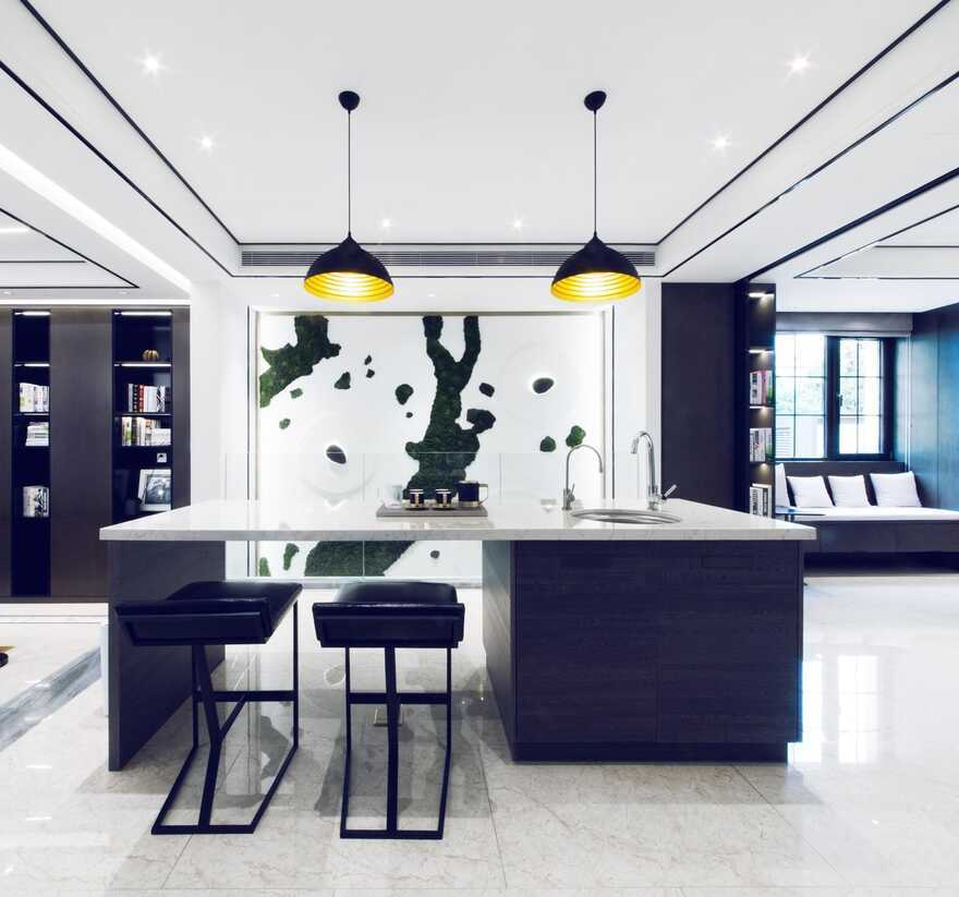 Private House Design - Yuanyang Tianzhu by Wu Wei DESIGN