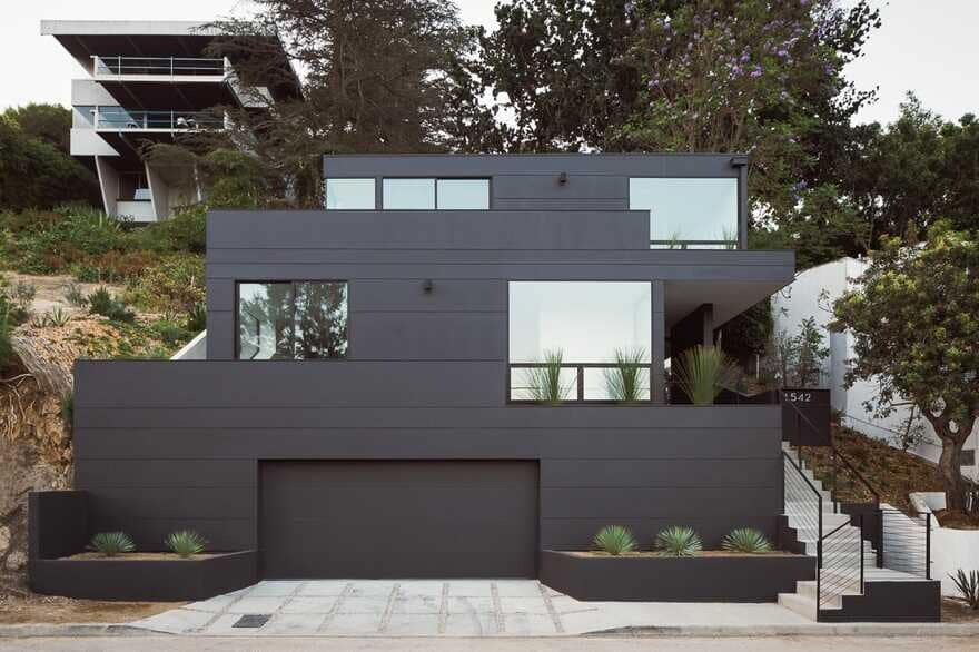 Tilt-Shift House, Los Angeles / ANX - Aaron Neubert Architects