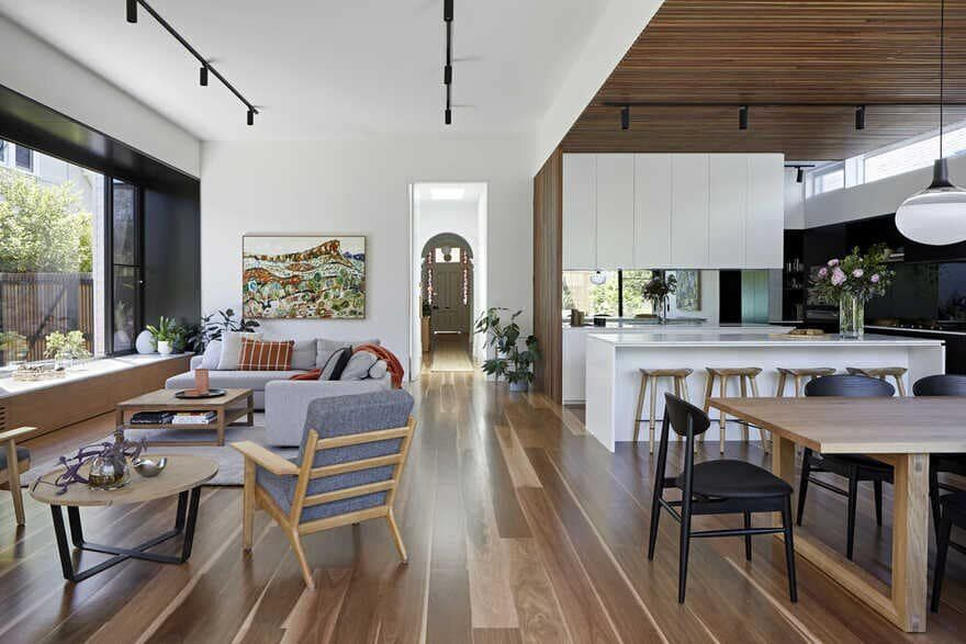 Moor House: Victorian House Transformed into a More Welcoming Home