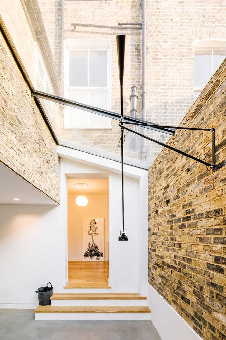 Victoria Park House, London / Material Works Architecture