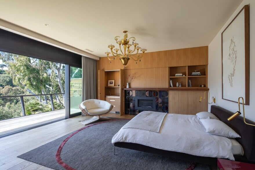 bedroom, Conner + Perry Architects