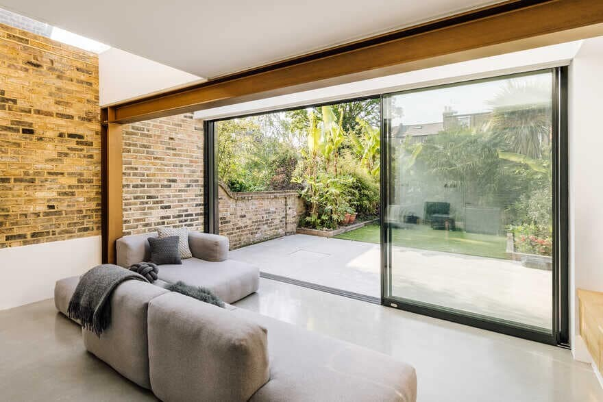 interiors, London / Material Works Architecture