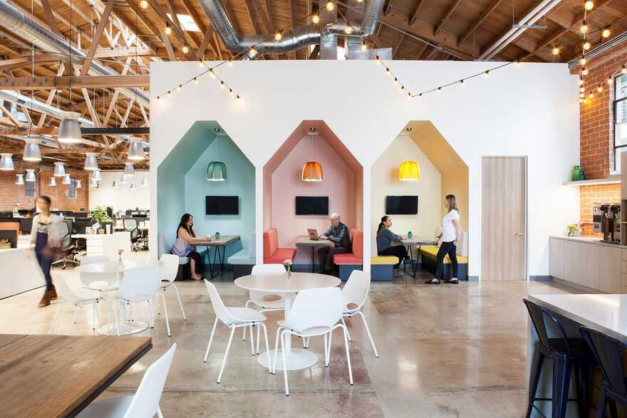 Offices, Los Angeles / Wolcott Architecture