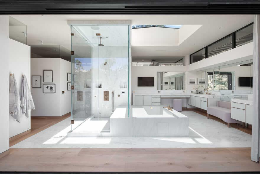 bathroom, Conner + Perry Architects
