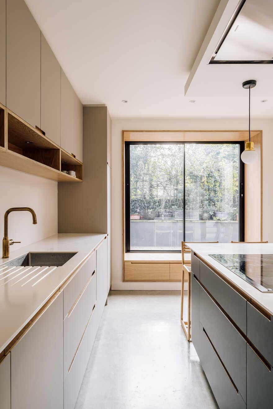 kitchen / Material Works Architecture