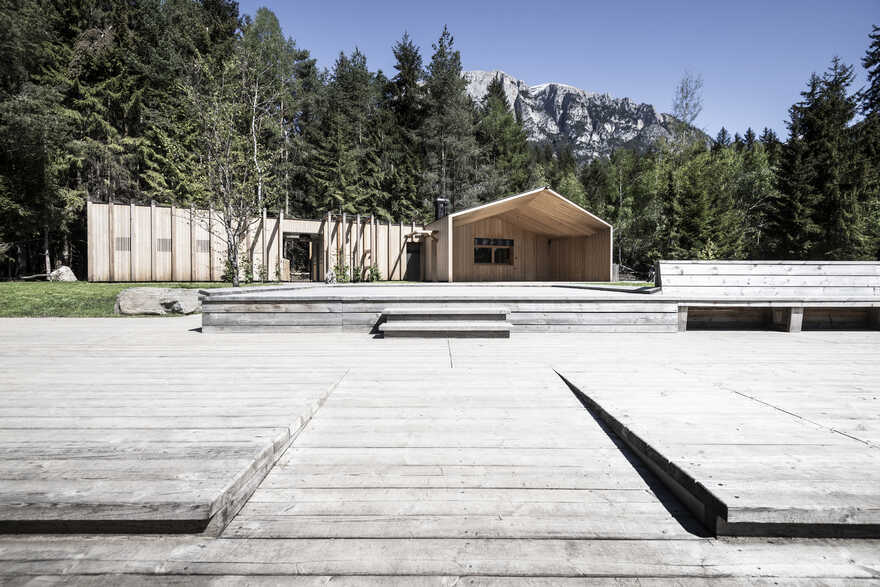 recreational facility, noa network of architecture