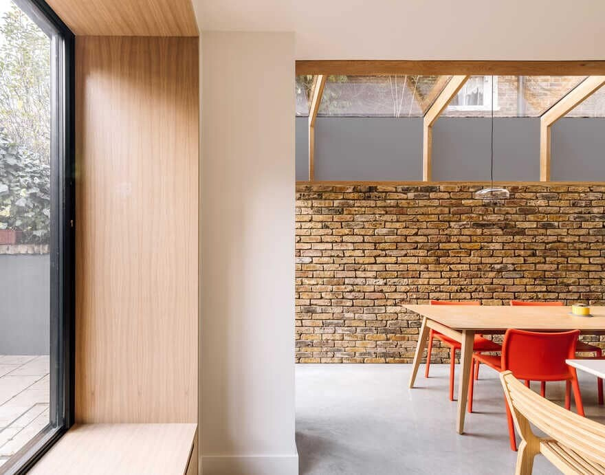 Stoke Newington House / Material Works Architecture