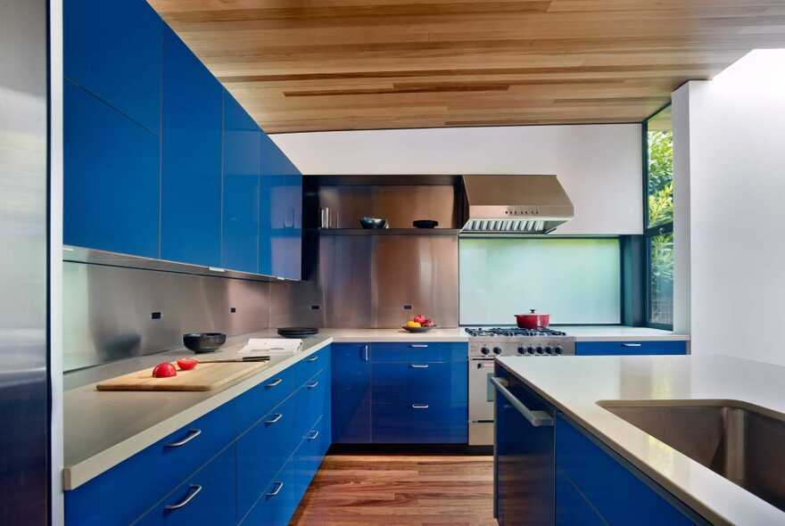 kitchen by Terry & Terry Architecture