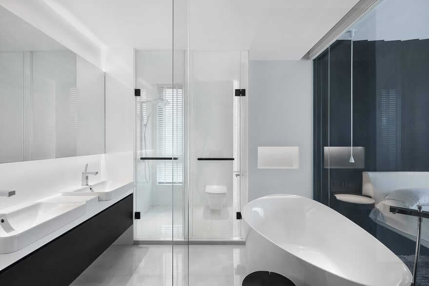 bathroom by AD Architecture