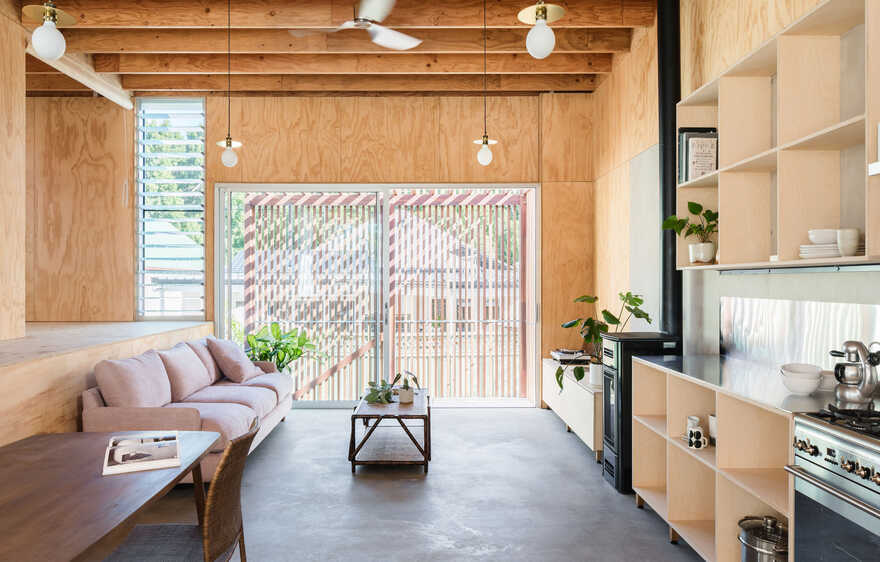 living room by Curious Practice