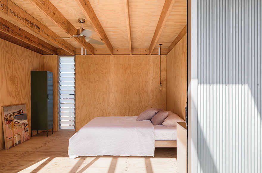 bedroom by Curious Practice