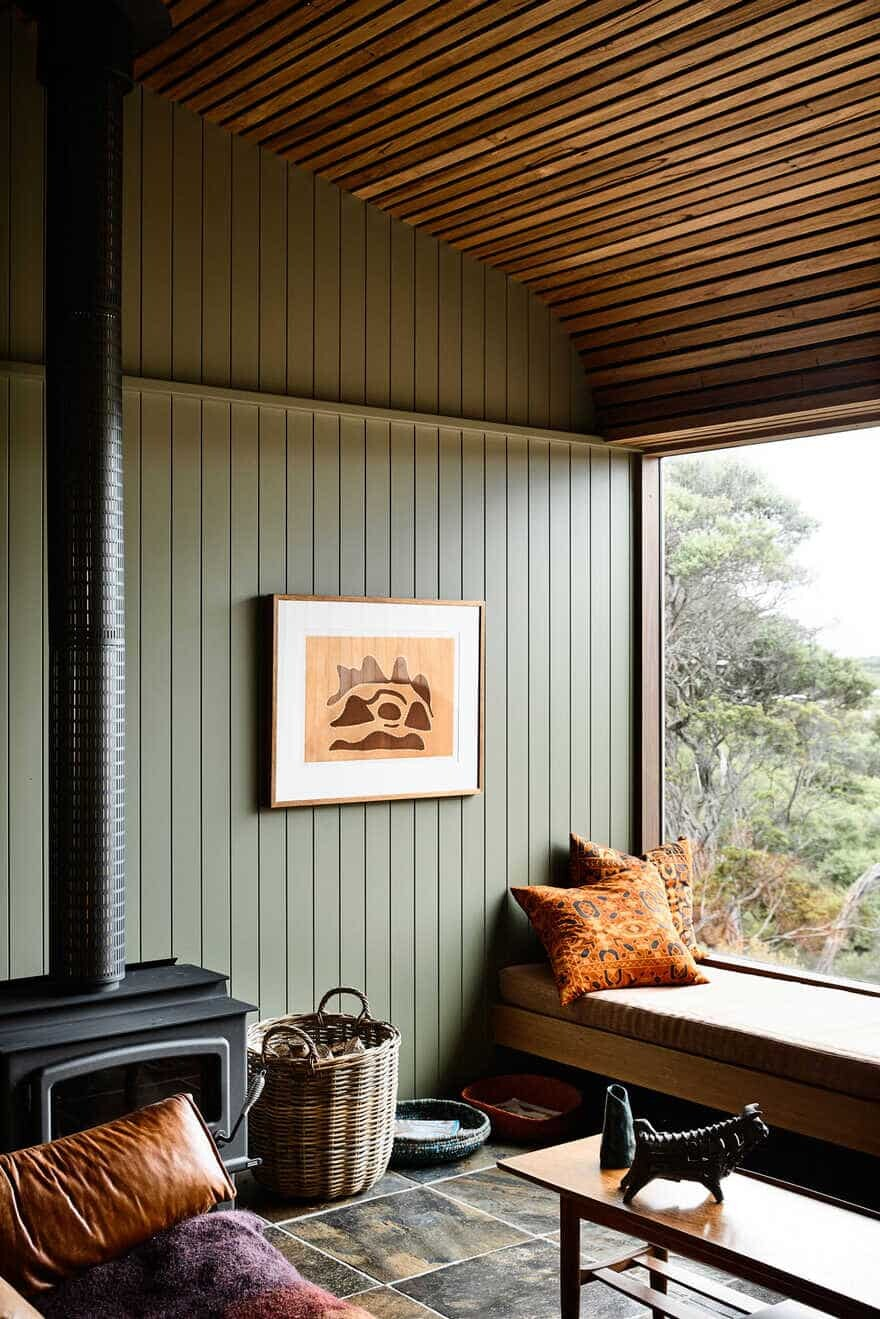 fireplace / Kennedy Nolan