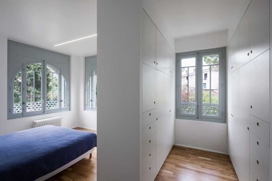 bedroom / (ma!ca) architecture