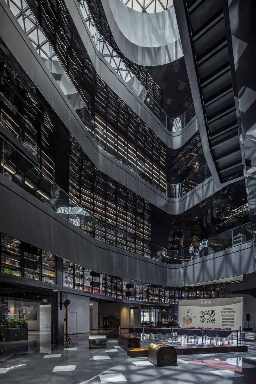 Lafonce Maxone — A Free Hall of Knowledge / Gonverge Interior Design