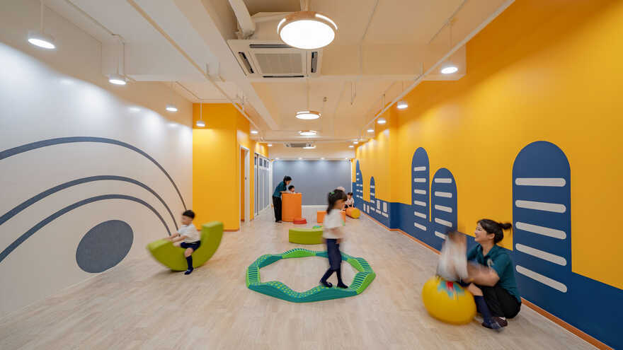 Physical-Education-Room by VMDPE Design