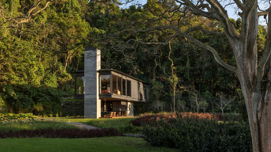 Rio House, Private Retreat Adjacent to the Tijuca National Park