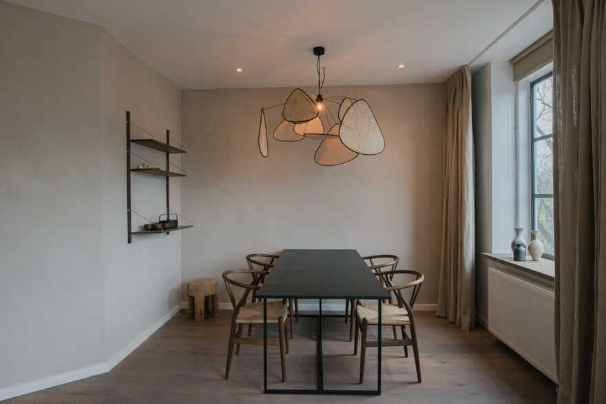 dining room/ Jurjen van Hulzen and Ibiza Interiors
