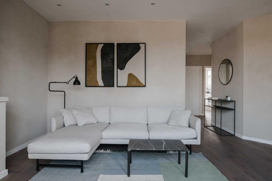 living room, Jurjen van Hulzen and Ibiza Interiors