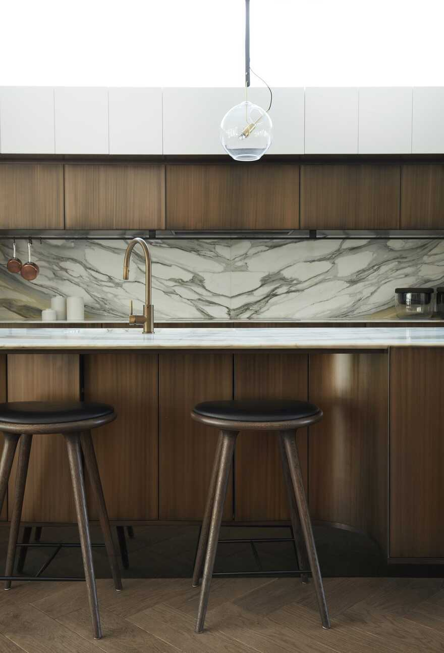 kitchen by Luigi Rosselli Architects