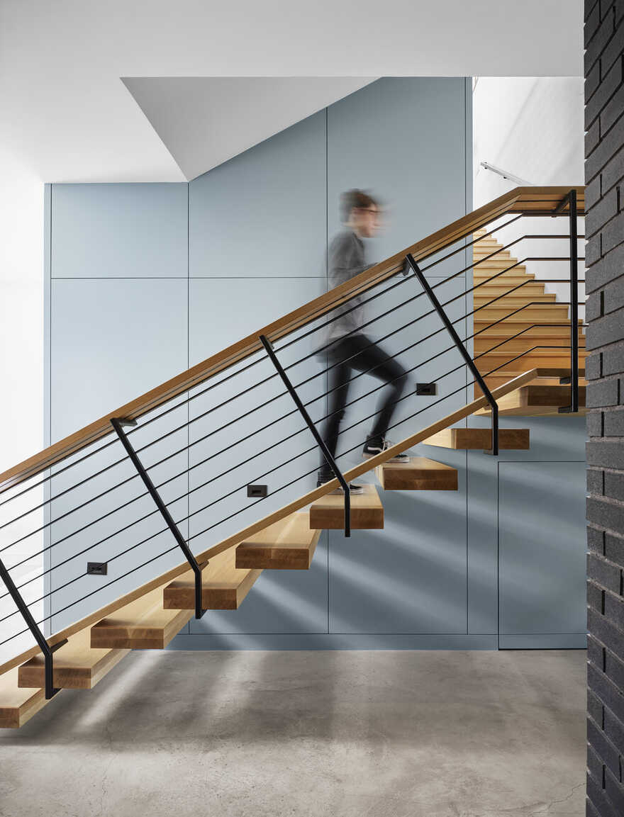 stair / Matt Fajkus Architecture