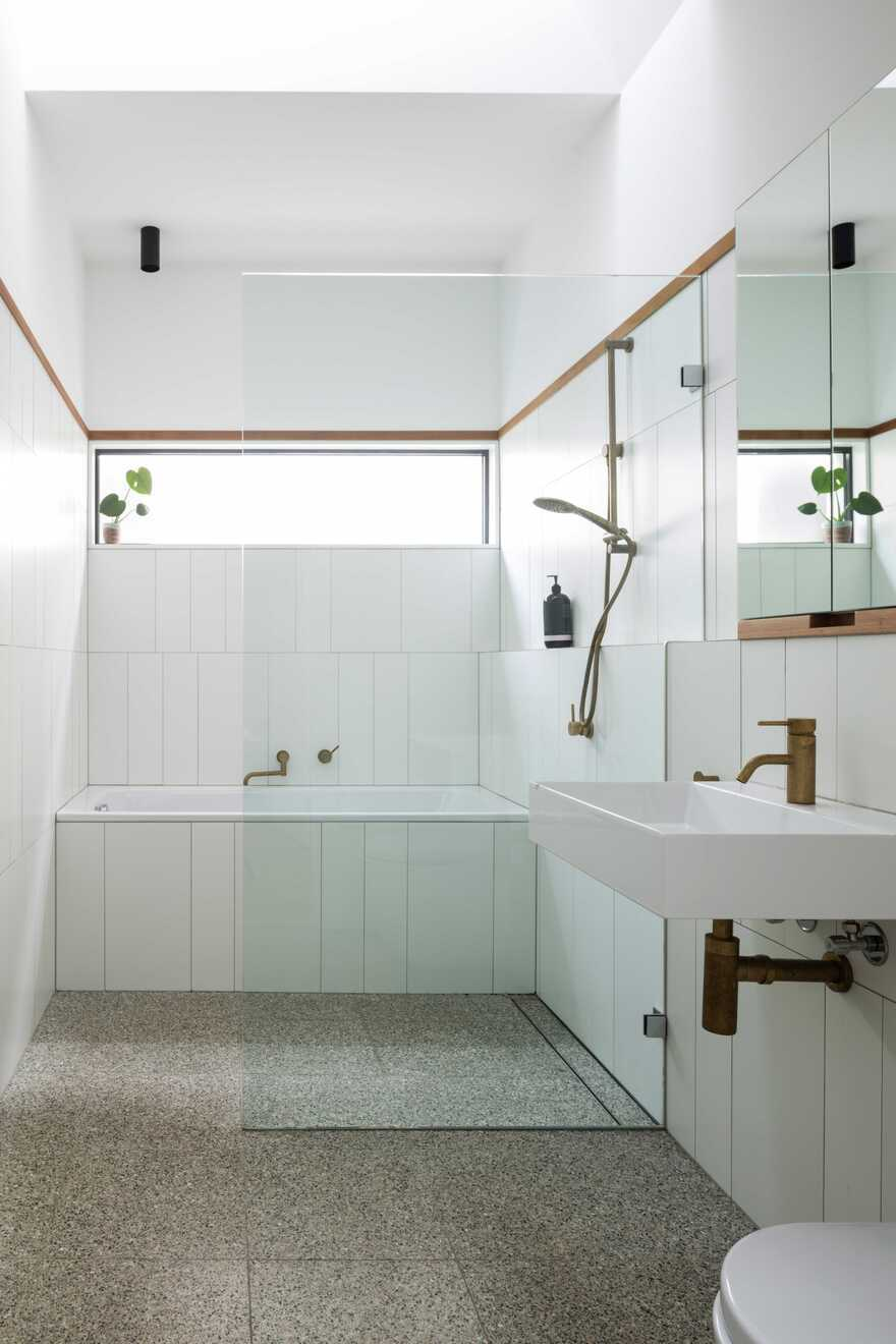 bathroom, David Boyle Architect