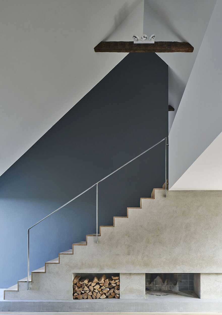 stairs / Dive Architects