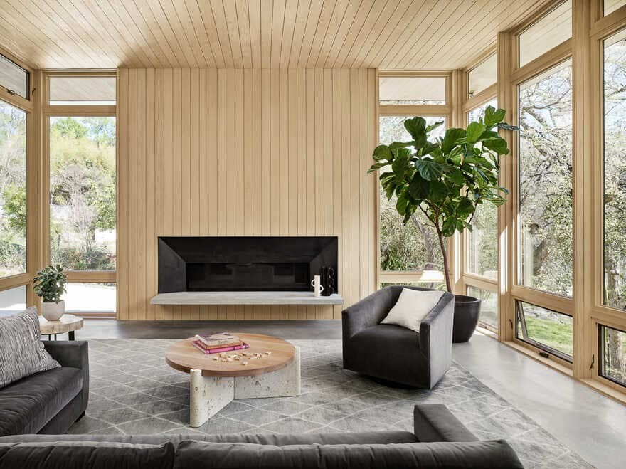 Descendant House / Matt Fajkus Architecture