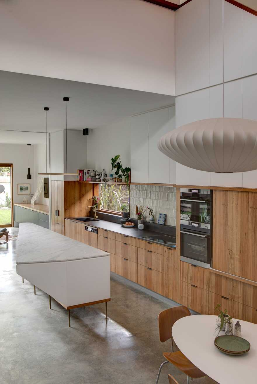 kitchen, David Boyle Architect