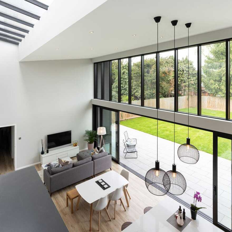 interior design, Essex / Chris Dyson Architects