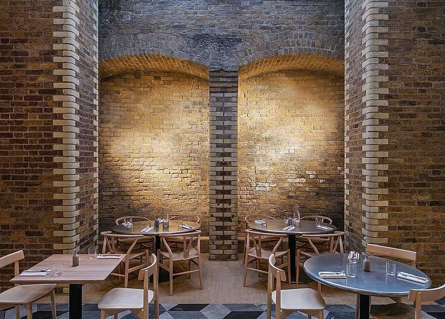 Wilder London, a Modern British Restaurant by Kirkwood McCarthy