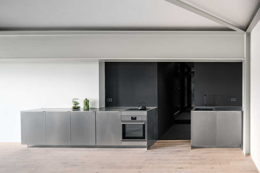 kitchen, Rotterdam / Firm Architects