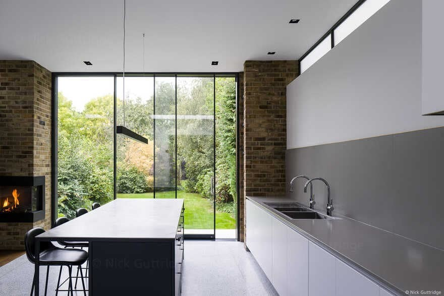 kitchen, London / Daykin Marshall Studio