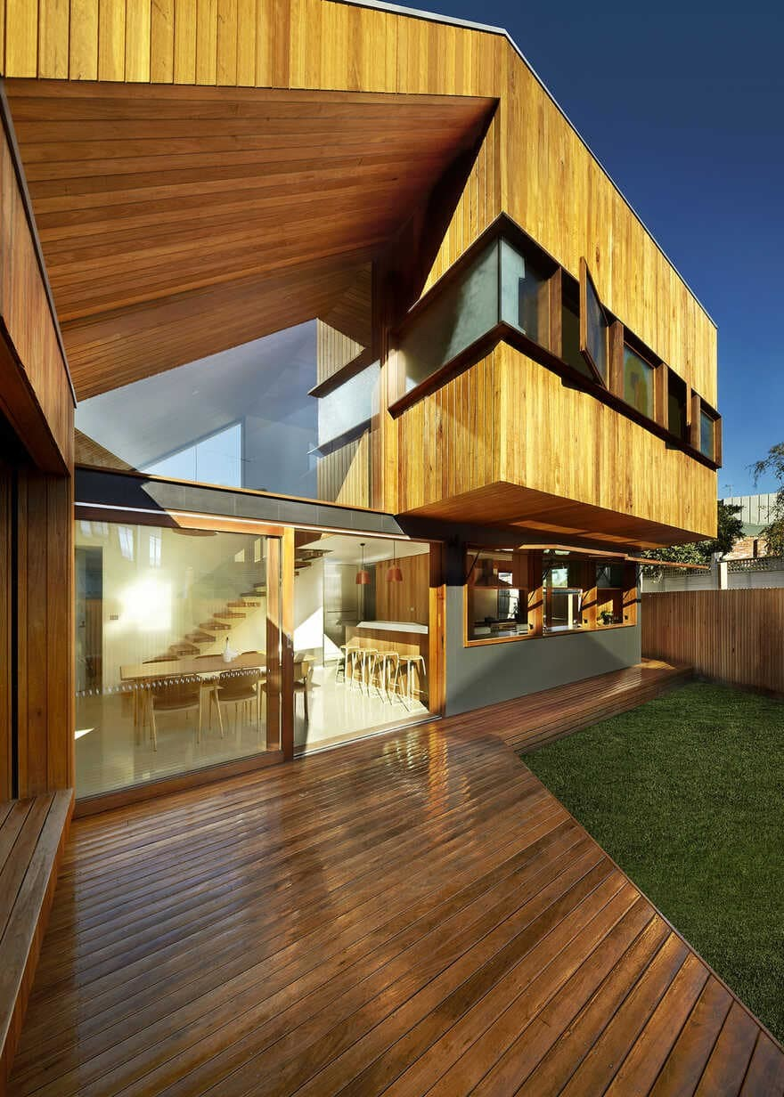 Fenwick House by Julie Firkin Architects