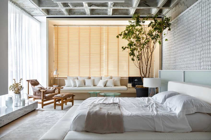 Cloud Nine Bedroom by Studio Gabriel Bordin