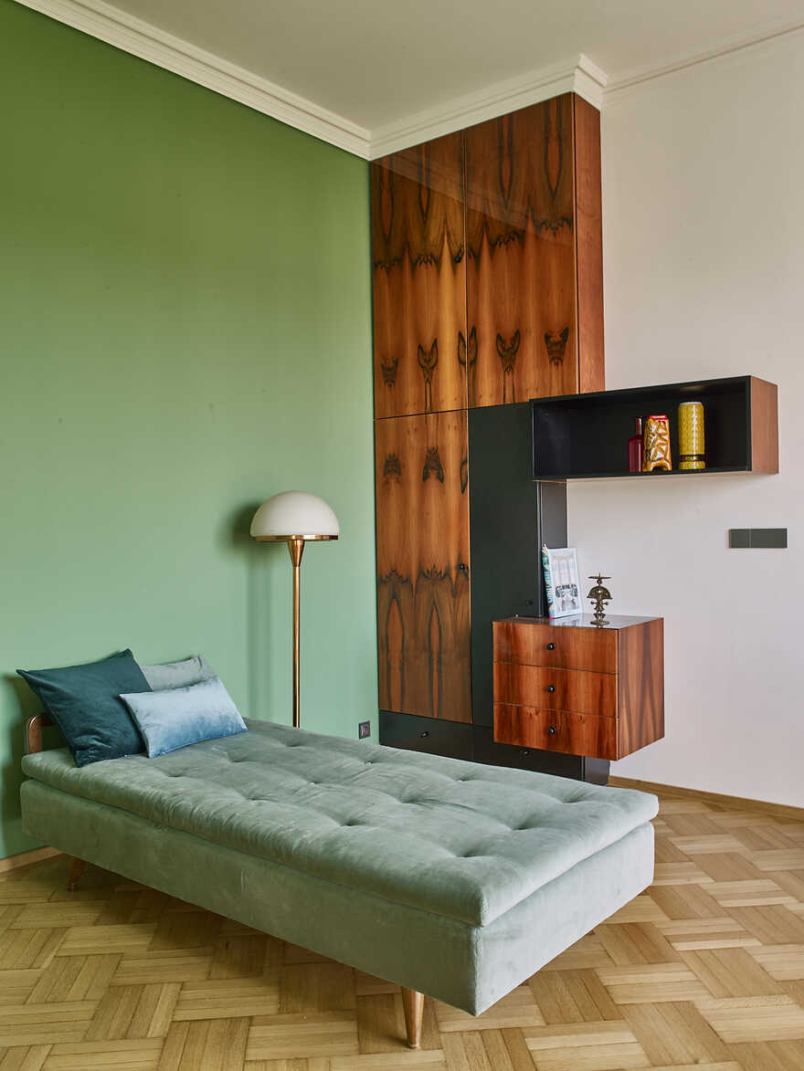 interior design, Budapest / A+Z Design Studio
