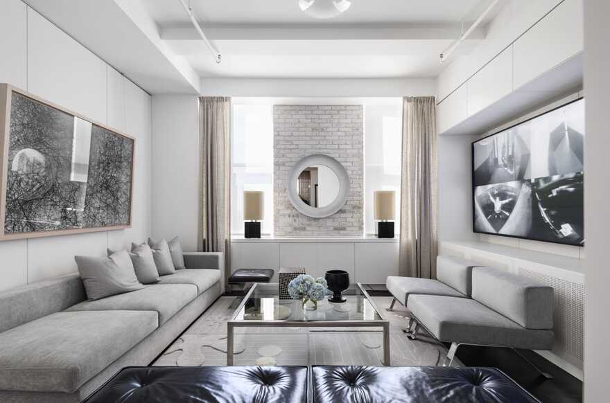 Director's Loft in Manhattan by SheltonMindel