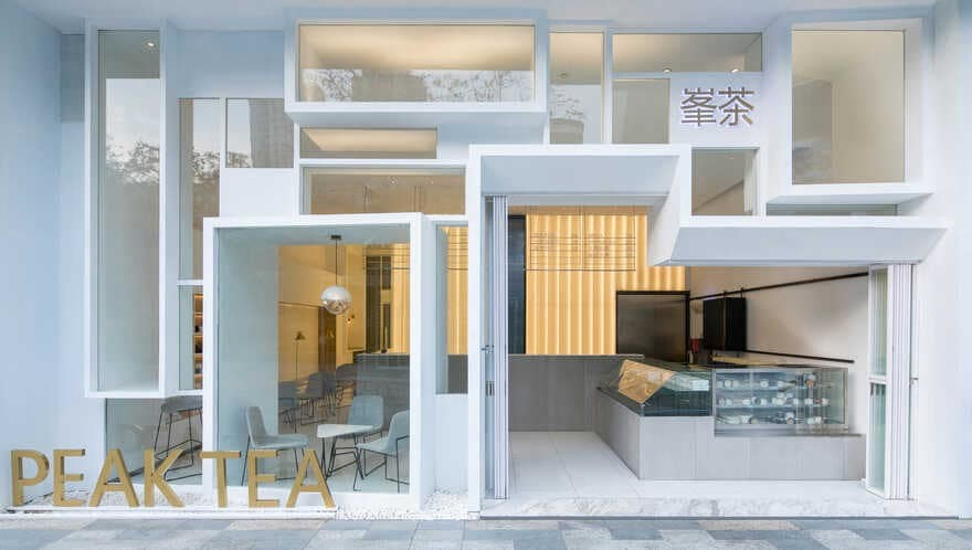 Peak Tea by ONEXN Architects
